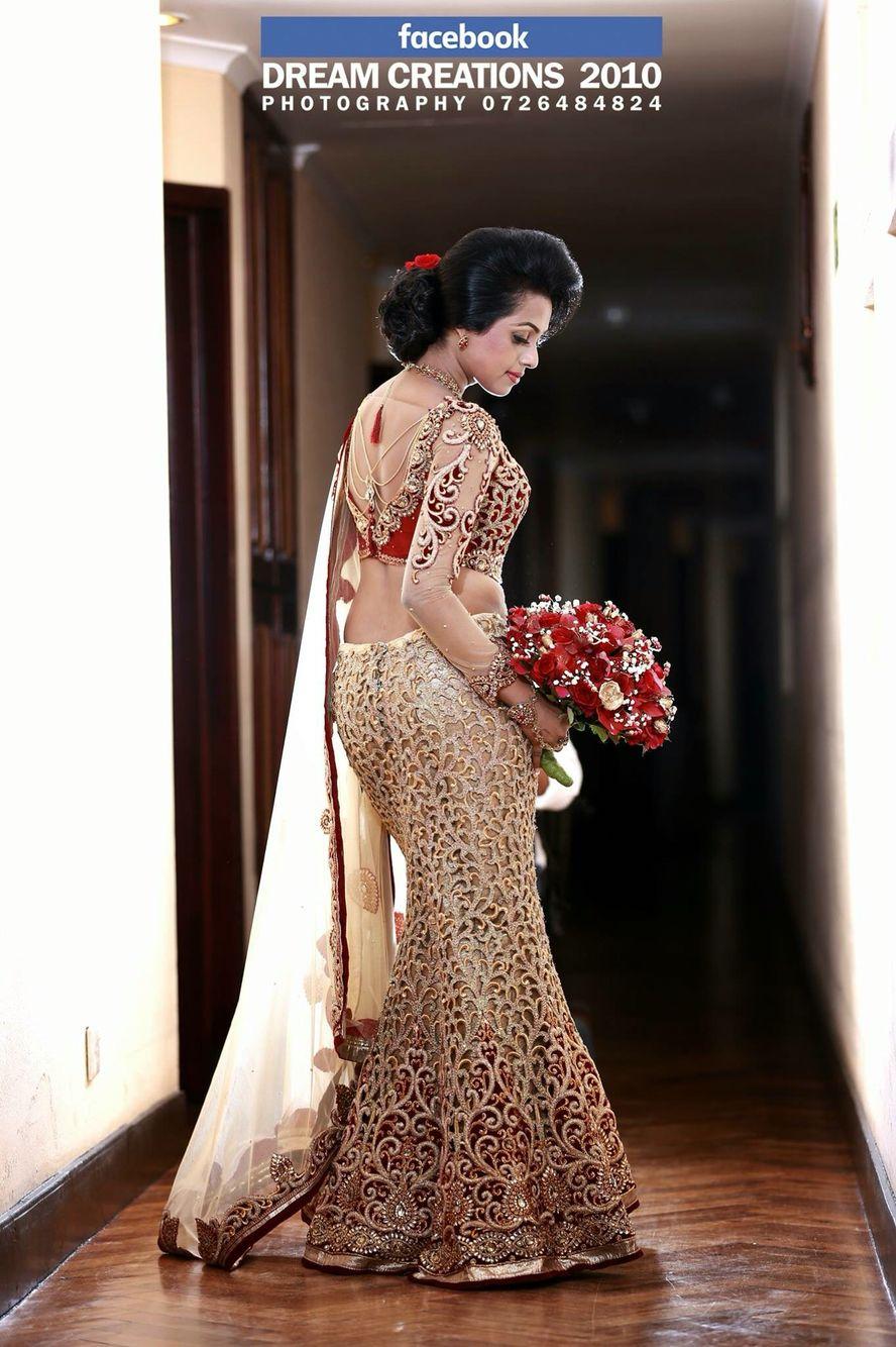 Pin by Yashodha Lakshini on Brides | Pinterest | Saree, Wedding ...