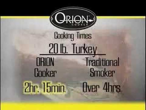 Orion Cooker Overview