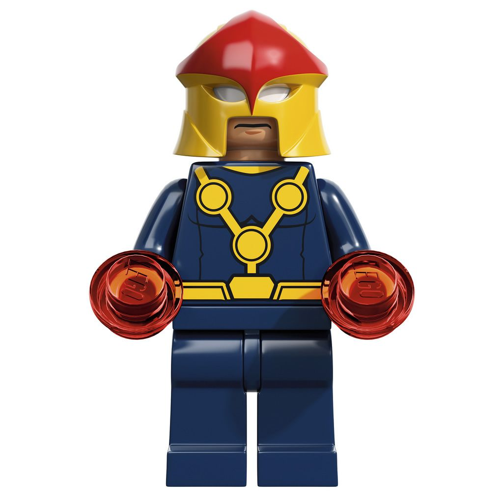 LEGO Super Heroes Marvel - Nova (Ultimate Spider-Man ...