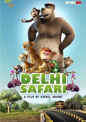 delhi safari movie never scene it but ive heared of this movie
