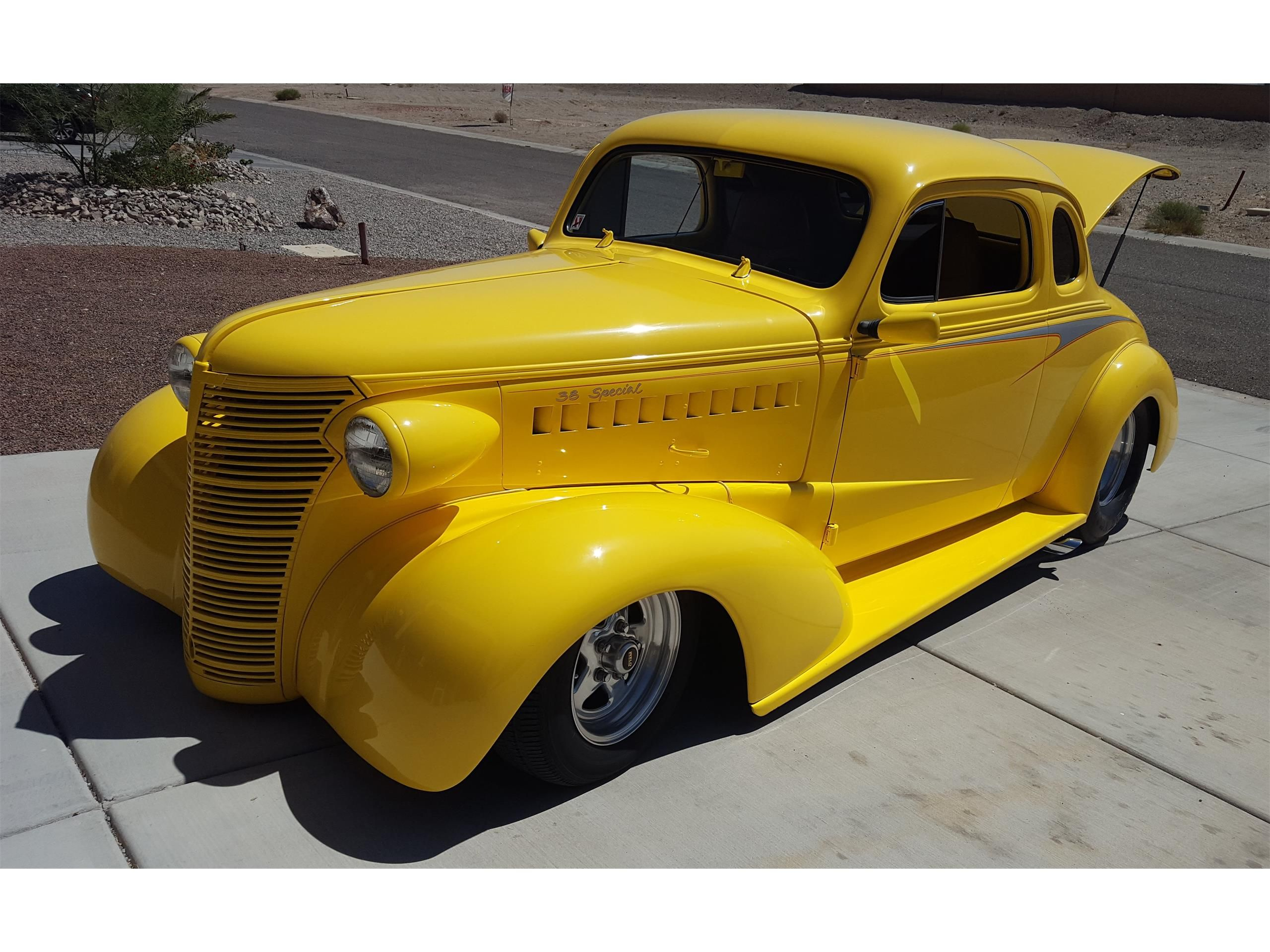 1938 Chevrolet Business Coupe for sale Listing ID CC