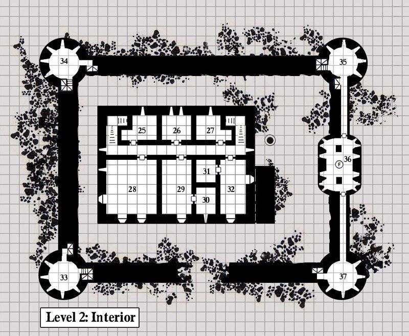 Castle Plans Page 6 Cartography Rpg Maps Pinterest