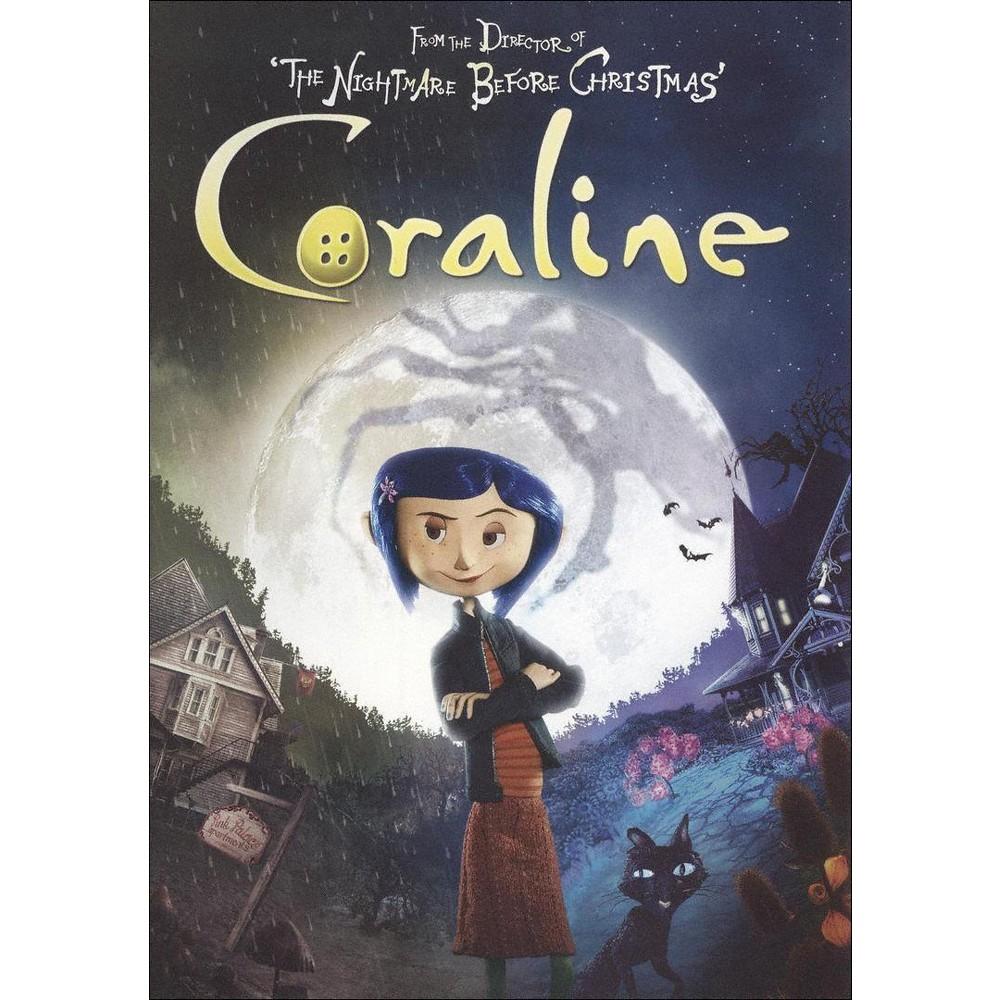 Coraline Coraline movie, Coraline, Halloween movies