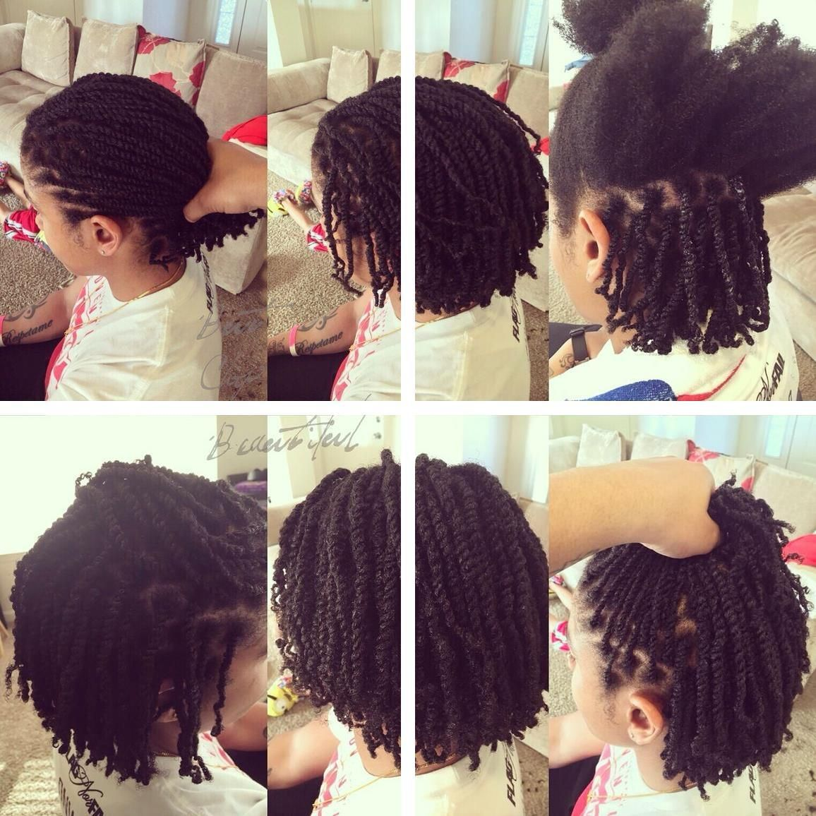 Ladies Haircut Styles For Long Hair Hairstyles For Thin Hair Long Here In 2020 Natural Hair Twists Hair Styles Natural Hair Styles