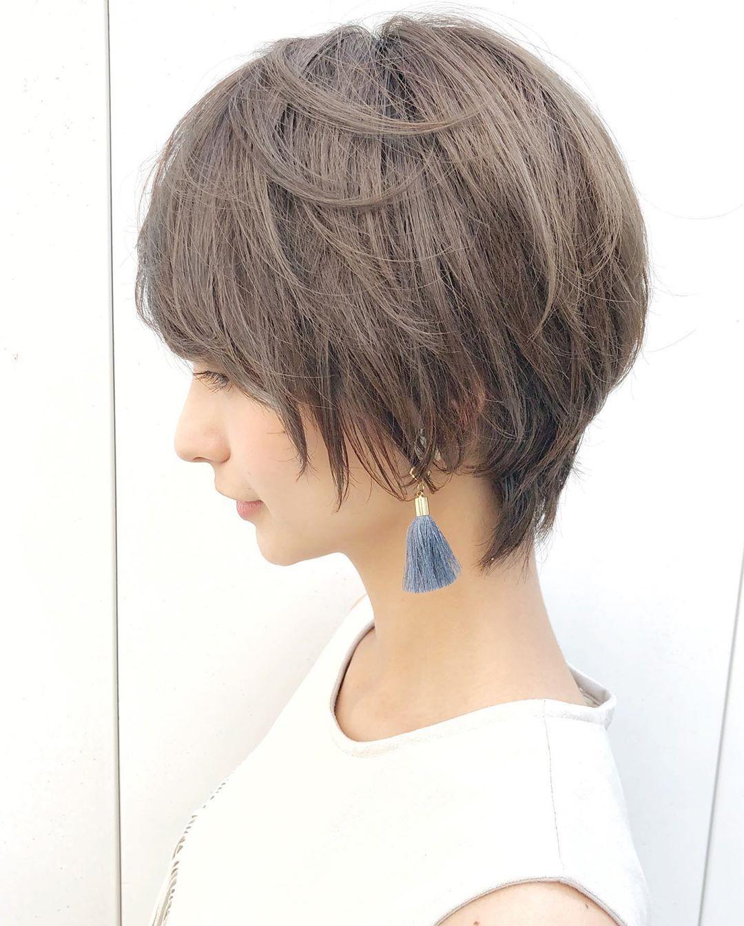 ショートヘア ショートボブ 浦寛大さんはinstagramを利用しています