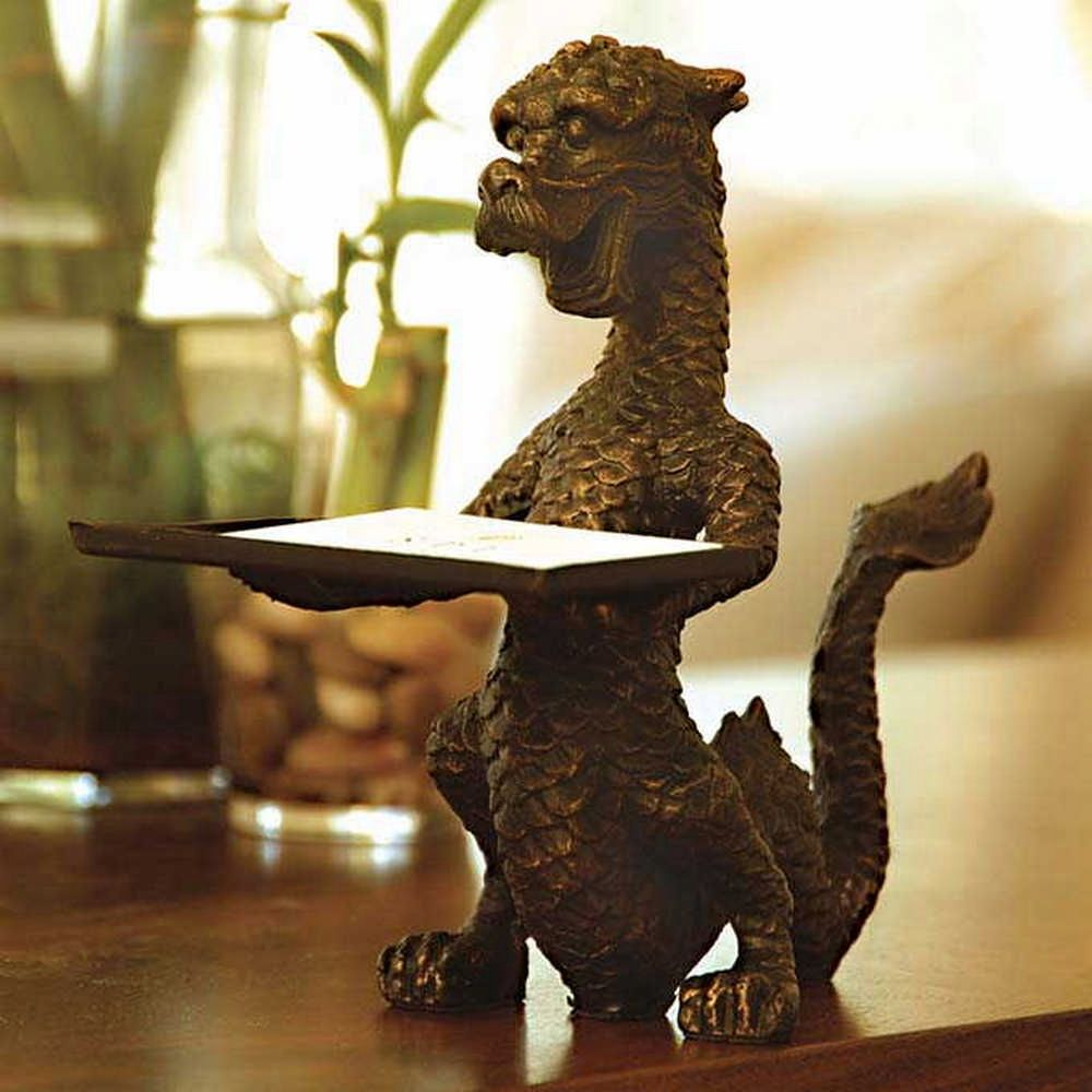 Dragon Business Card Holder | Business card holders and Dragons