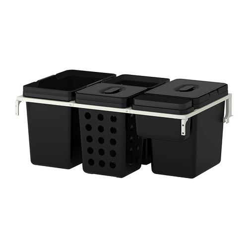 variera utrusta abfalltrennung f schrank pinterest. Black Bedroom Furniture Sets. Home Design Ideas