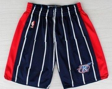 Houston Rockets Blue Throwback Short  e1f42f38fb61