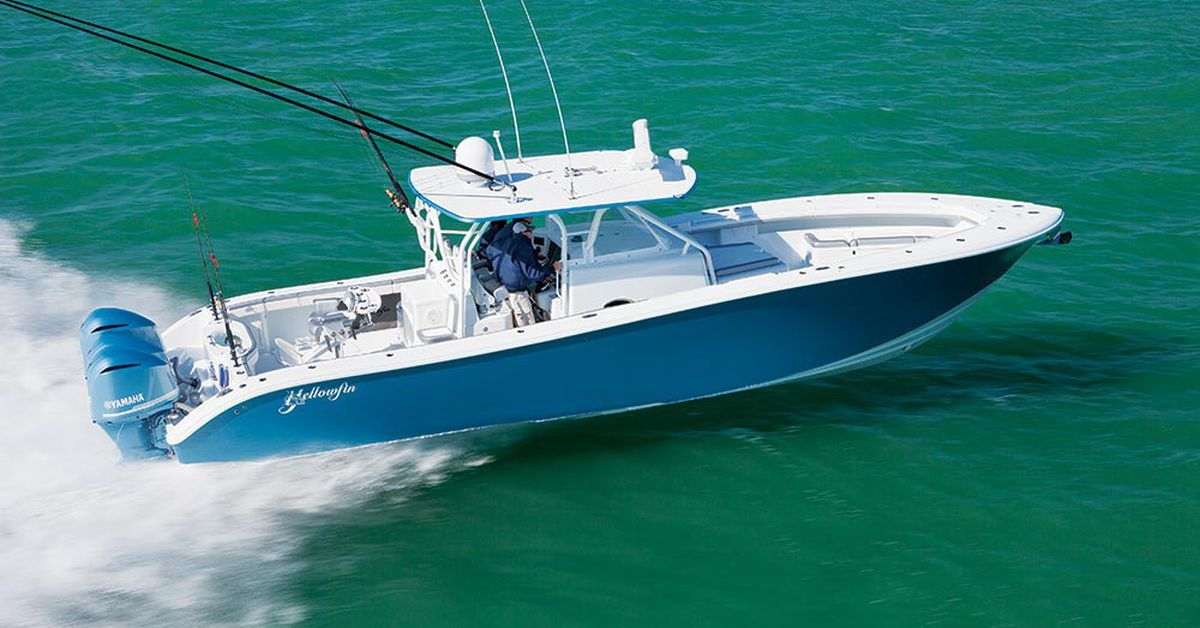 Yellowfin's construction philosophy results in a perfectly