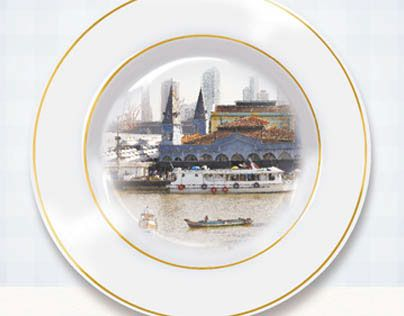 """Check out new work on my @Behance portfolio: """"Belém City of the Gastronomia"""" http://be.net/gallery/32135833/Belm-City-of-the-Gastronomia"""