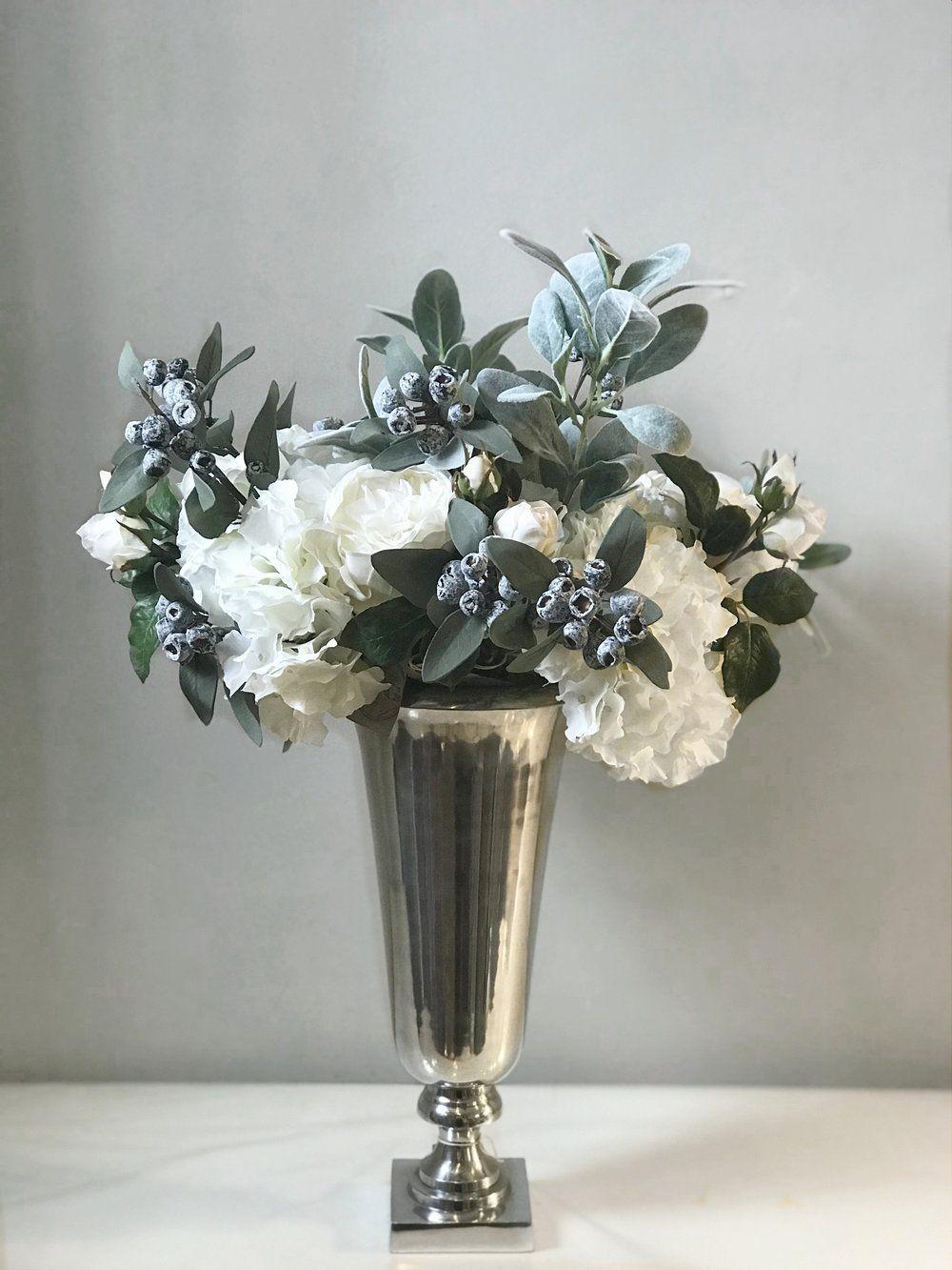 Flower Arrangement Winter flower arrangements, Flower