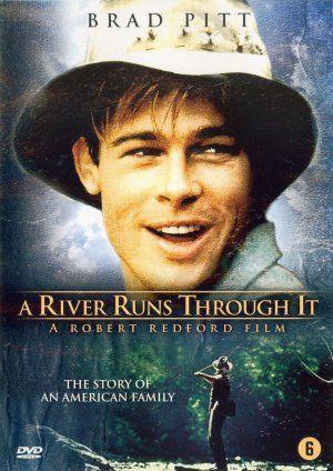 A river runs through it book author
