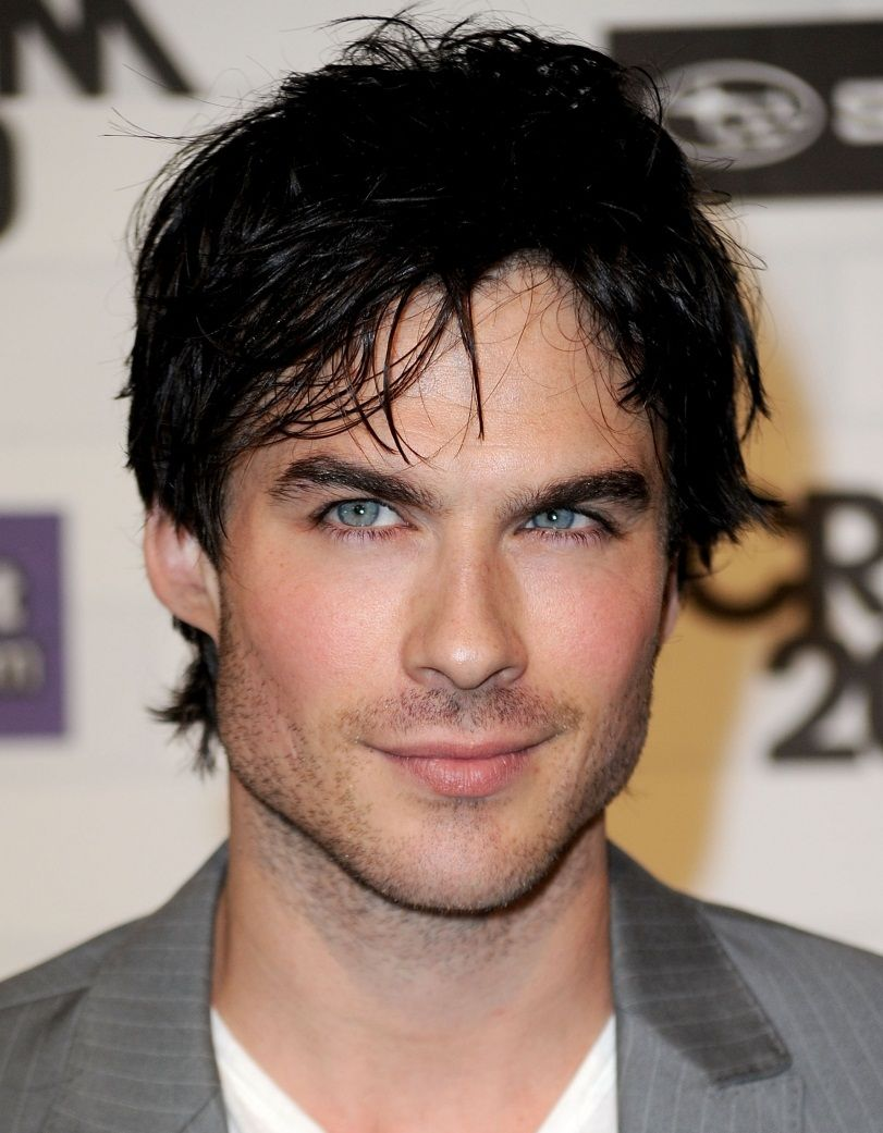 Famous People With Blue Eyes Ian Somerhalder Actor Celebrities