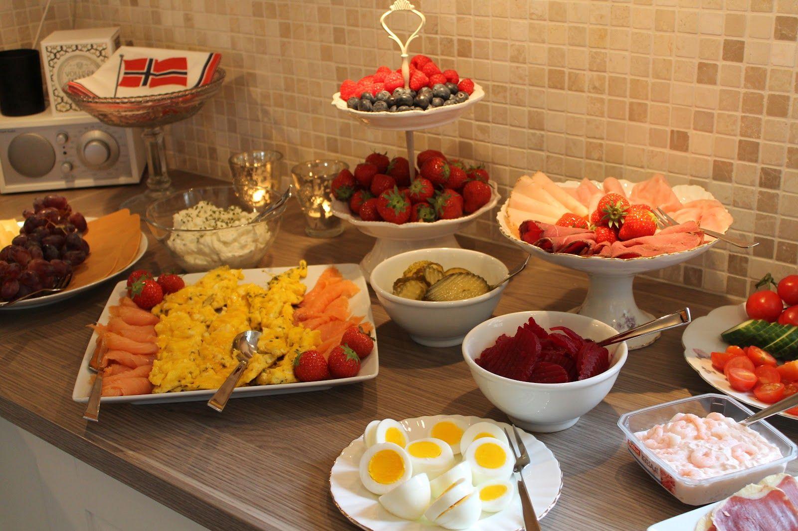 17. mai frokost breakfast Frokost