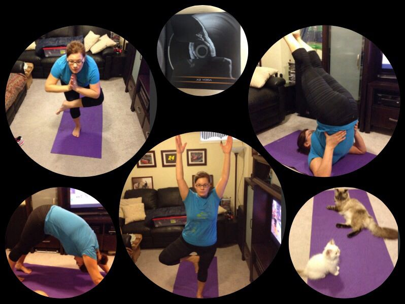P90X3 X3 Yoga I am in love! www.beachbodycoach.com/walkertorunner