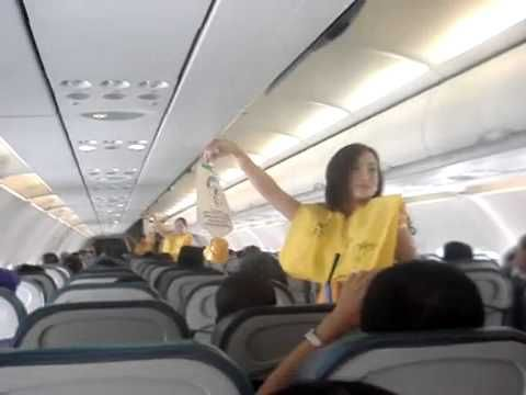 The Airline Safety Videos We Actually Like Watching I E Cebu