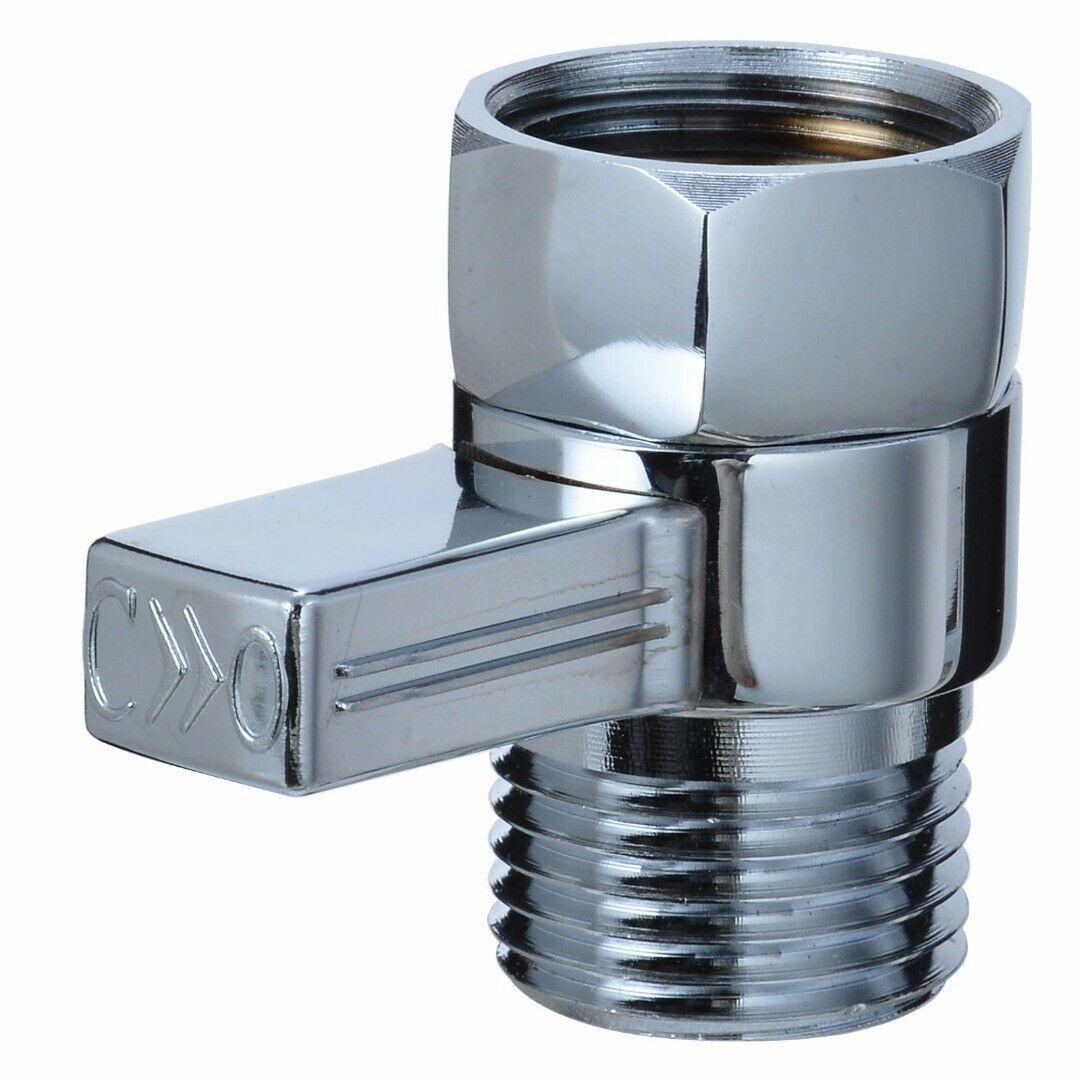 For G1 2 Shower Head Hand Bidet Sprayer Valve Hot Flow Control Shut Off Valve Showers Ideas Of Showers Showers Bidet Sprayer Bidet Shower