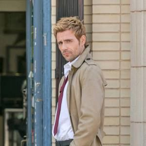 Interview With Matt Ryan About His New Nbc Tv Show Sneak Peek Video Papa Midnight On Constantine Video Constantine Interview John Constantine Matt Ryan Constantine Constantine Tv Show
