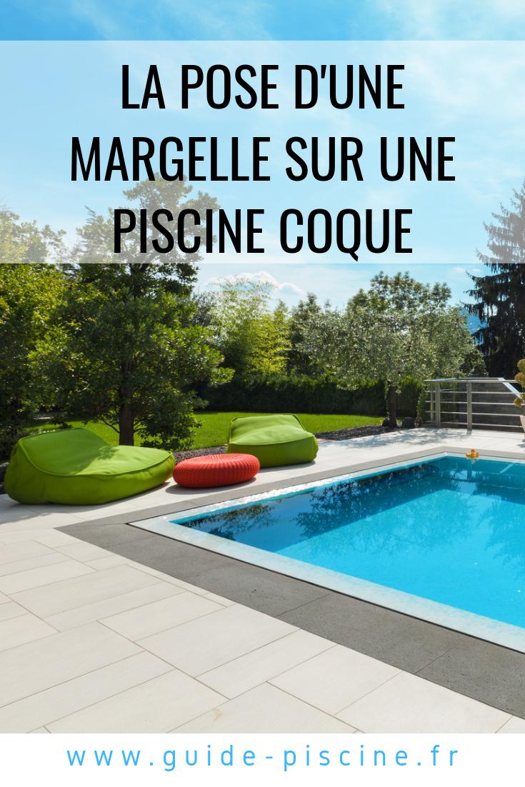 La Pose D Une Margelle Sur Une Piscine Coque La Touche Finale Guide Piscine Fr Piscine Coque Margelle Piscine