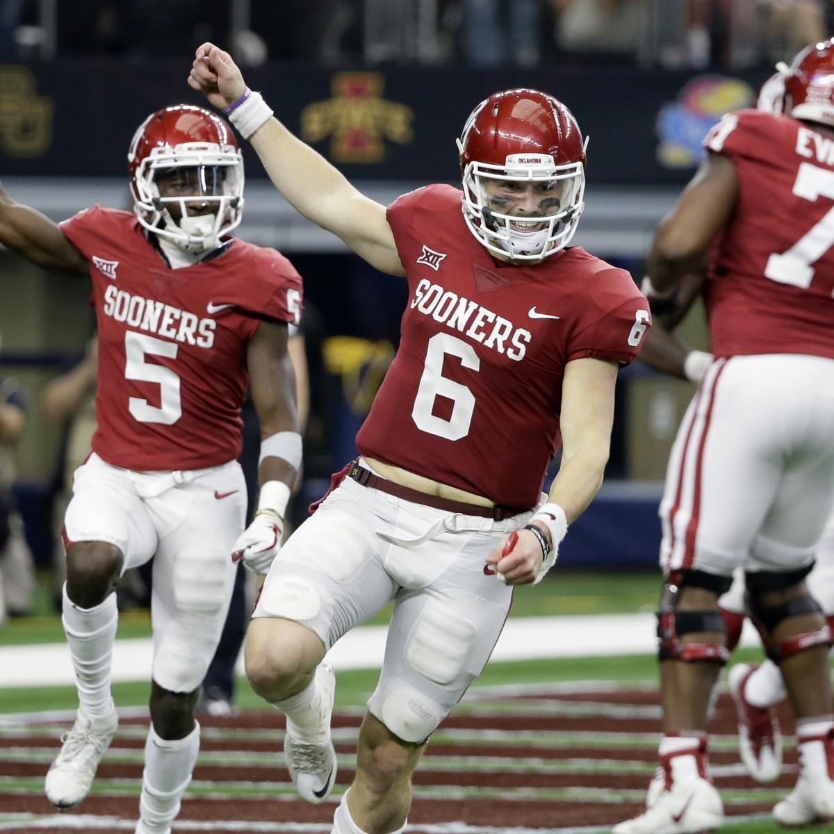 Rose Bowl 2018 vs. Oklahoma TV Schedule, Time and