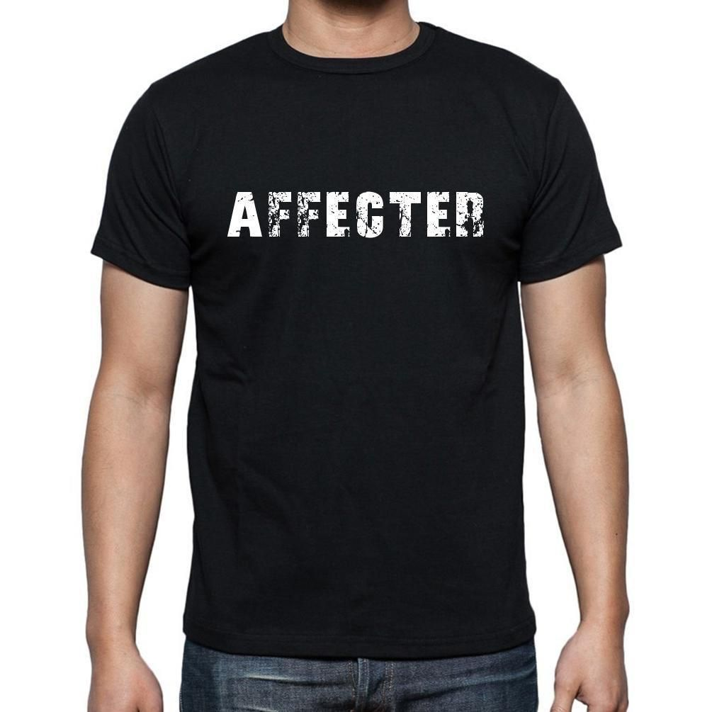 affecter, French Dictionary, Men's Short Sleeve Rounded Neck T-shirt