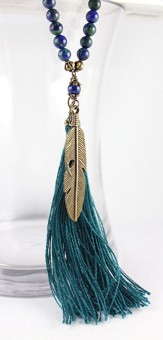 Tassel & feather