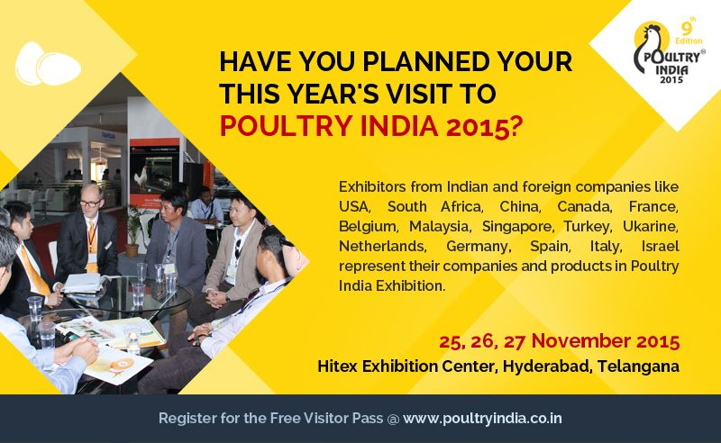 REMINDER Have you made your travel plans to Hyderabad