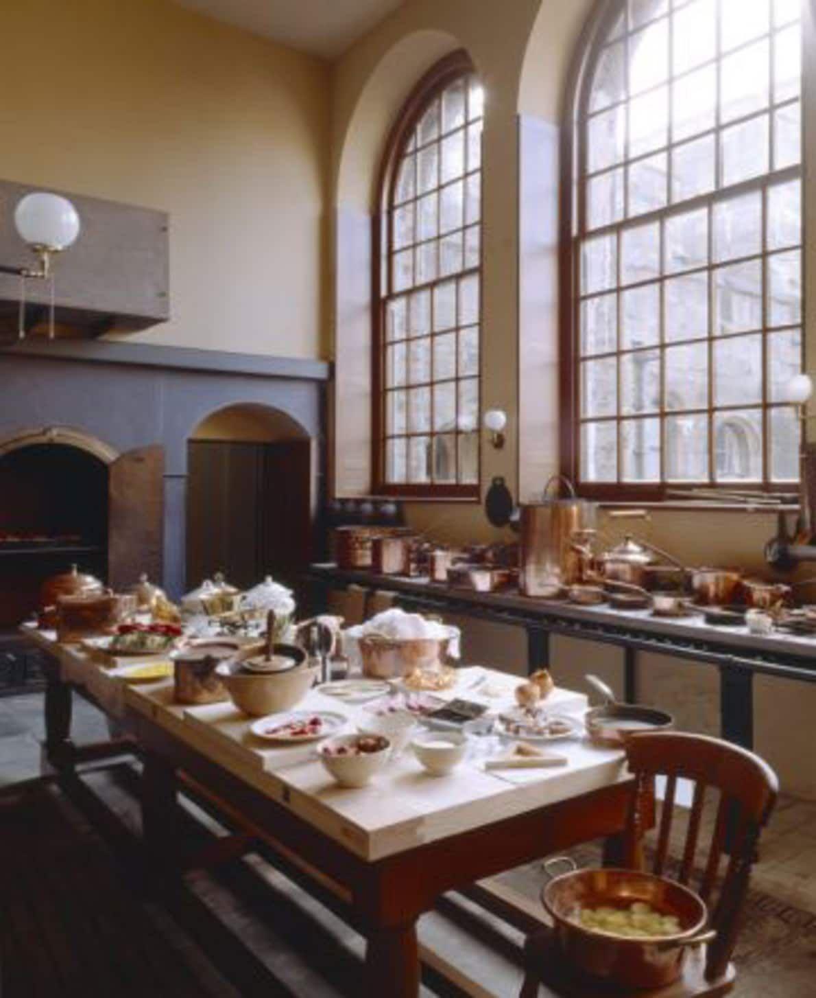 Victorian Kitchens: Design Anatomy