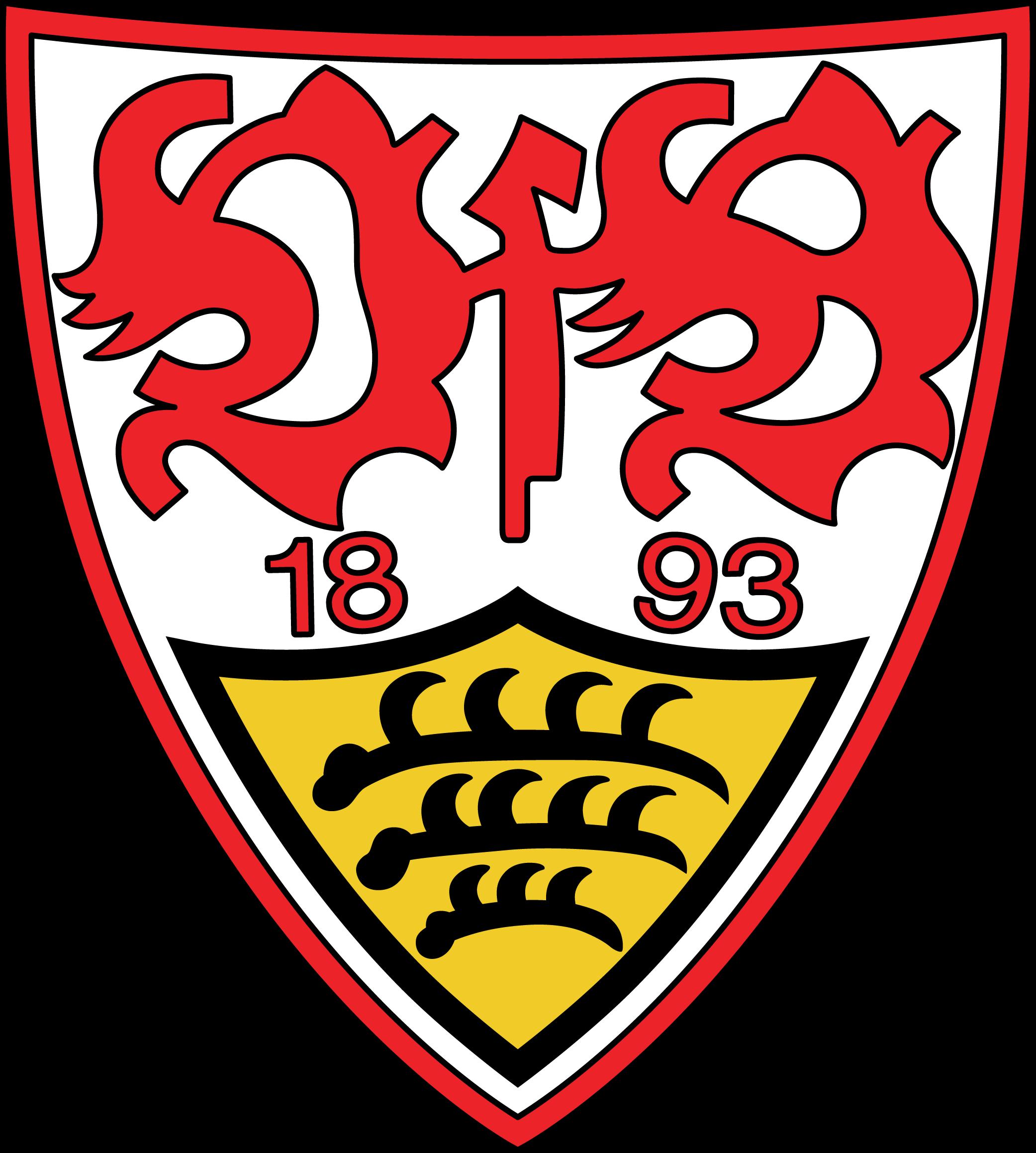 Vfb Stuttgart Germany Football Team Logos Football Logo German Football Clubs