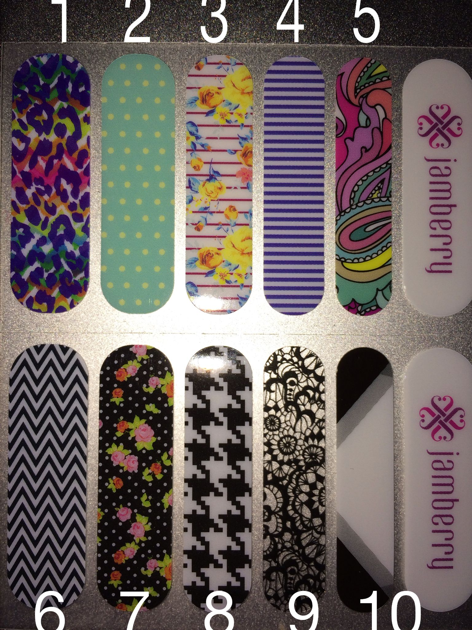 Jamberry nail samples! Interested in a free sample? Email me ...