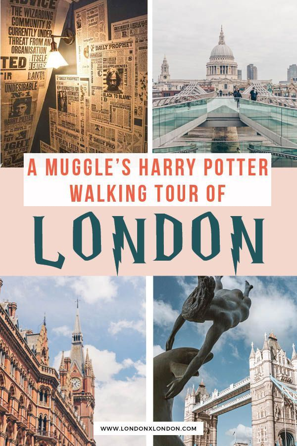 The Ultimate Self Guided Harry Potter Walking Tour Of London Map In 2020 England Travel Guide Travel Guide London Europe Travel