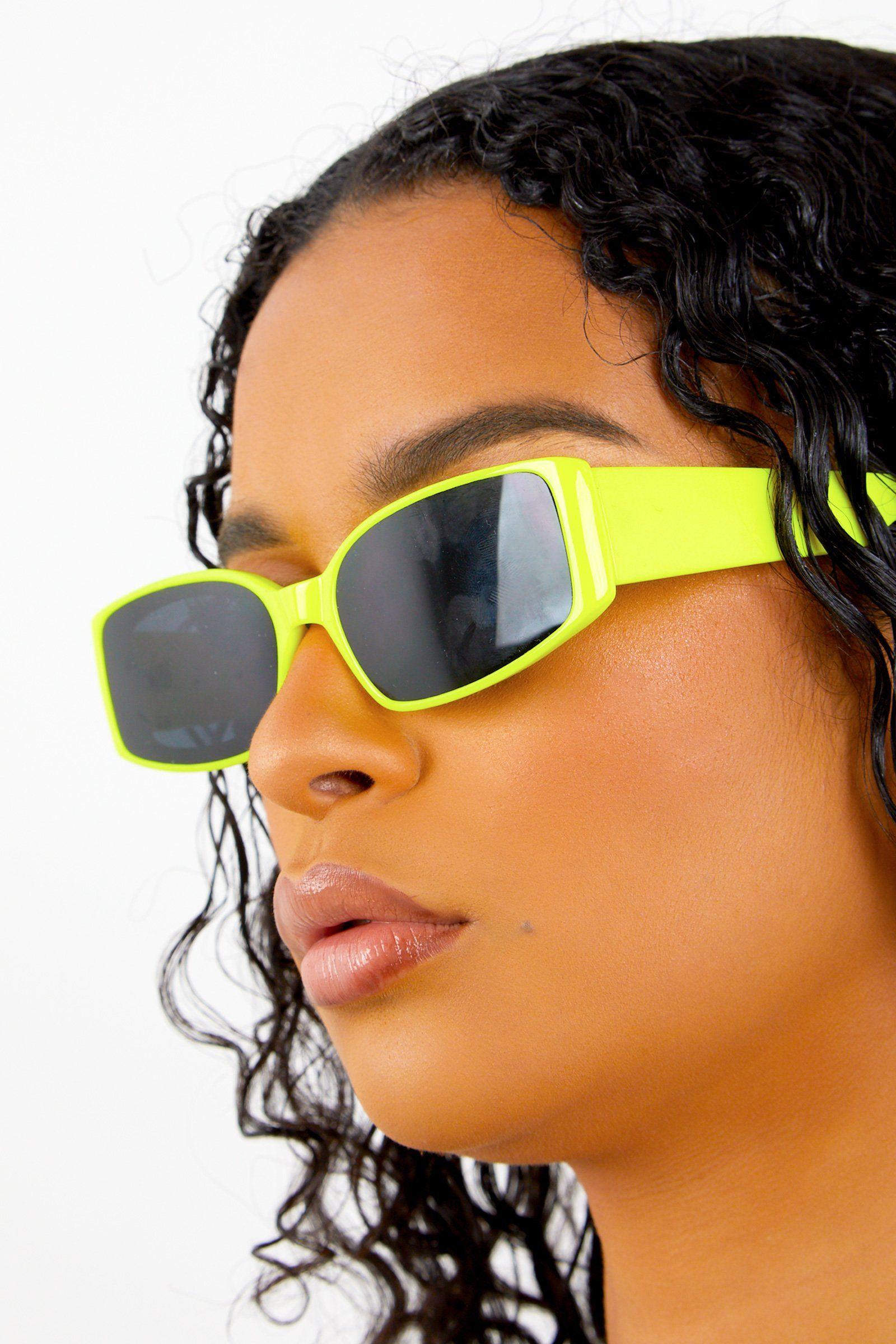 Yellow Glasses Guy And Girl Meme