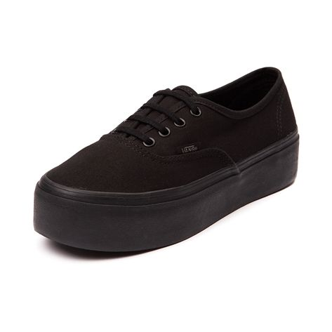 vans plataforma authentic