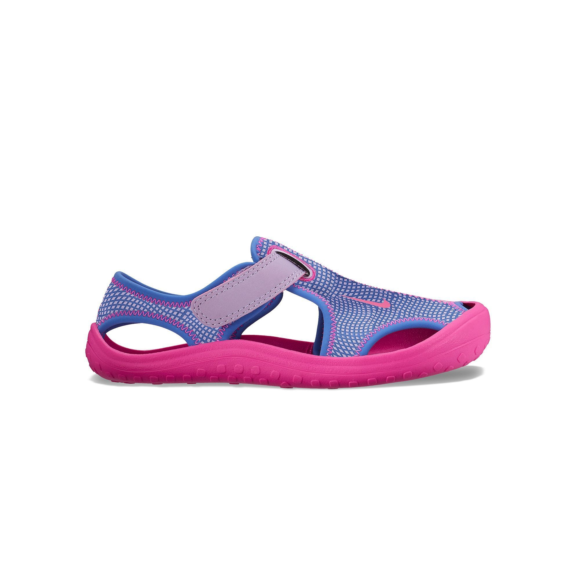 e47b0e6fd9ceb3 ... australia nike sunray protect preschool girls sandals size 1 purple  02cfe 7eb95