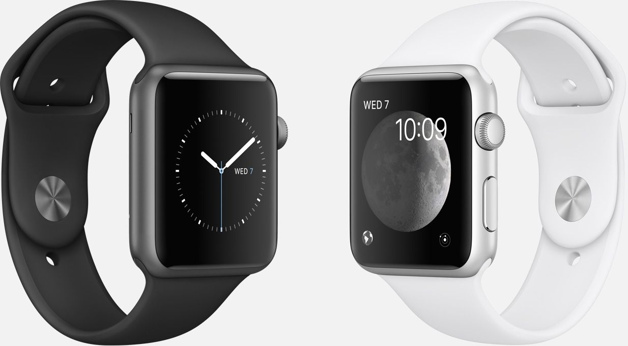 Apple watch relogios