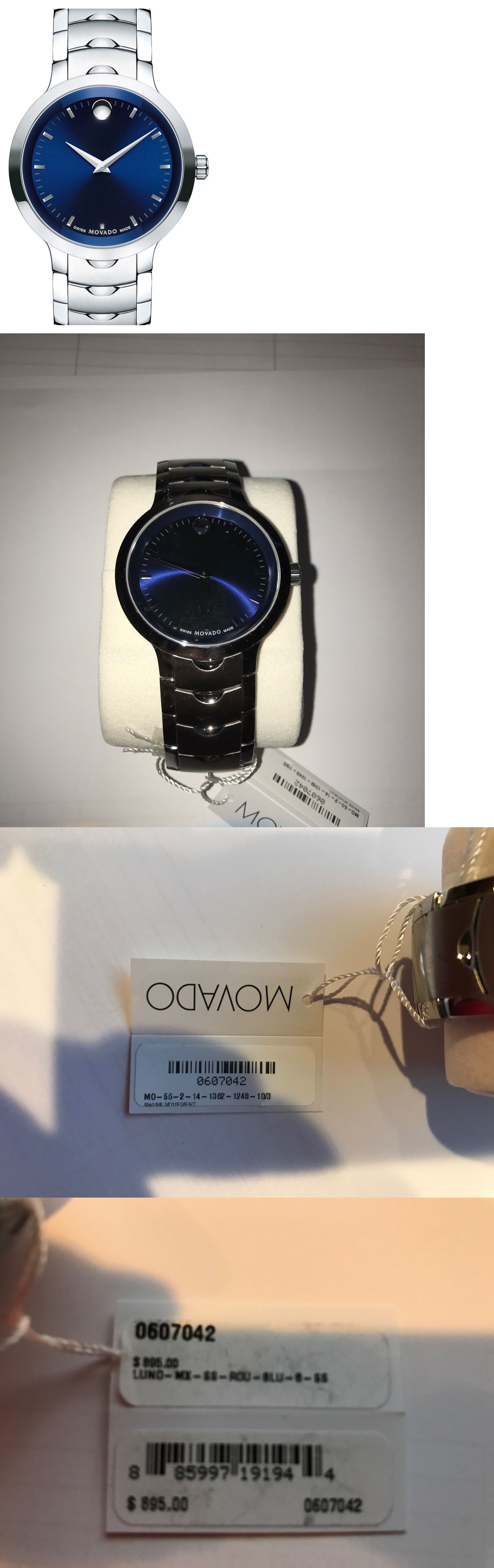movado watches ca luno black sport pvd s men watch amazon dp