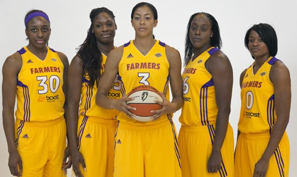 alana baird and candace parker relationship