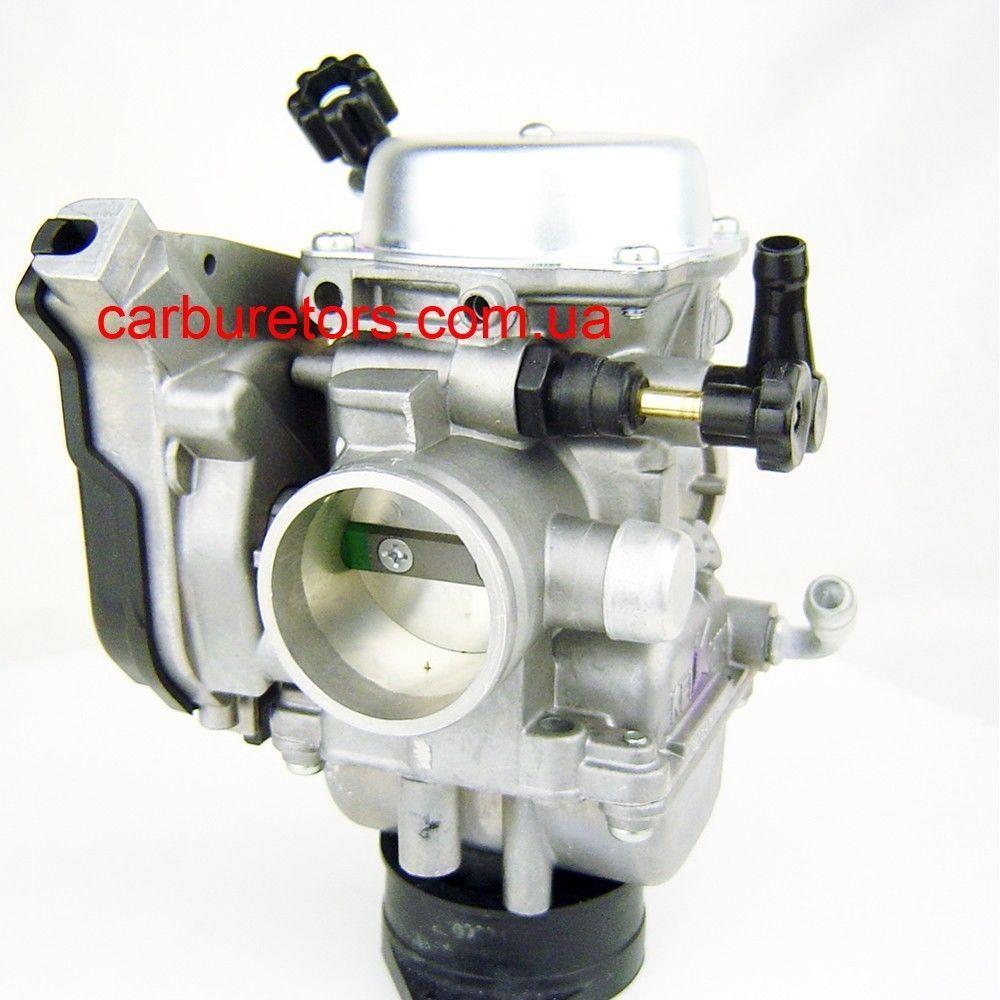 Details about Carburetor Keihin CVK 34, manual choke plunger  New