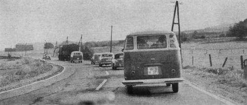 Caravan, 1950s