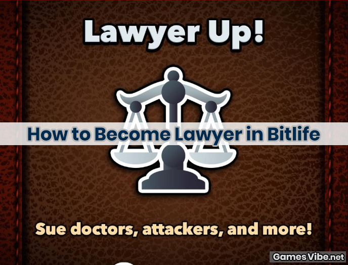 How To Become Lawyer In Bitlife In 2020 Finding A New Job