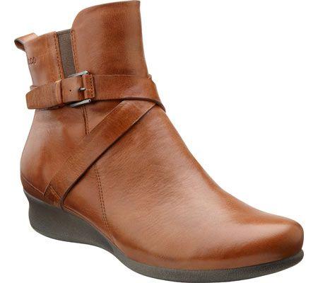 ECCO-Abelone Cross Buckle Boot