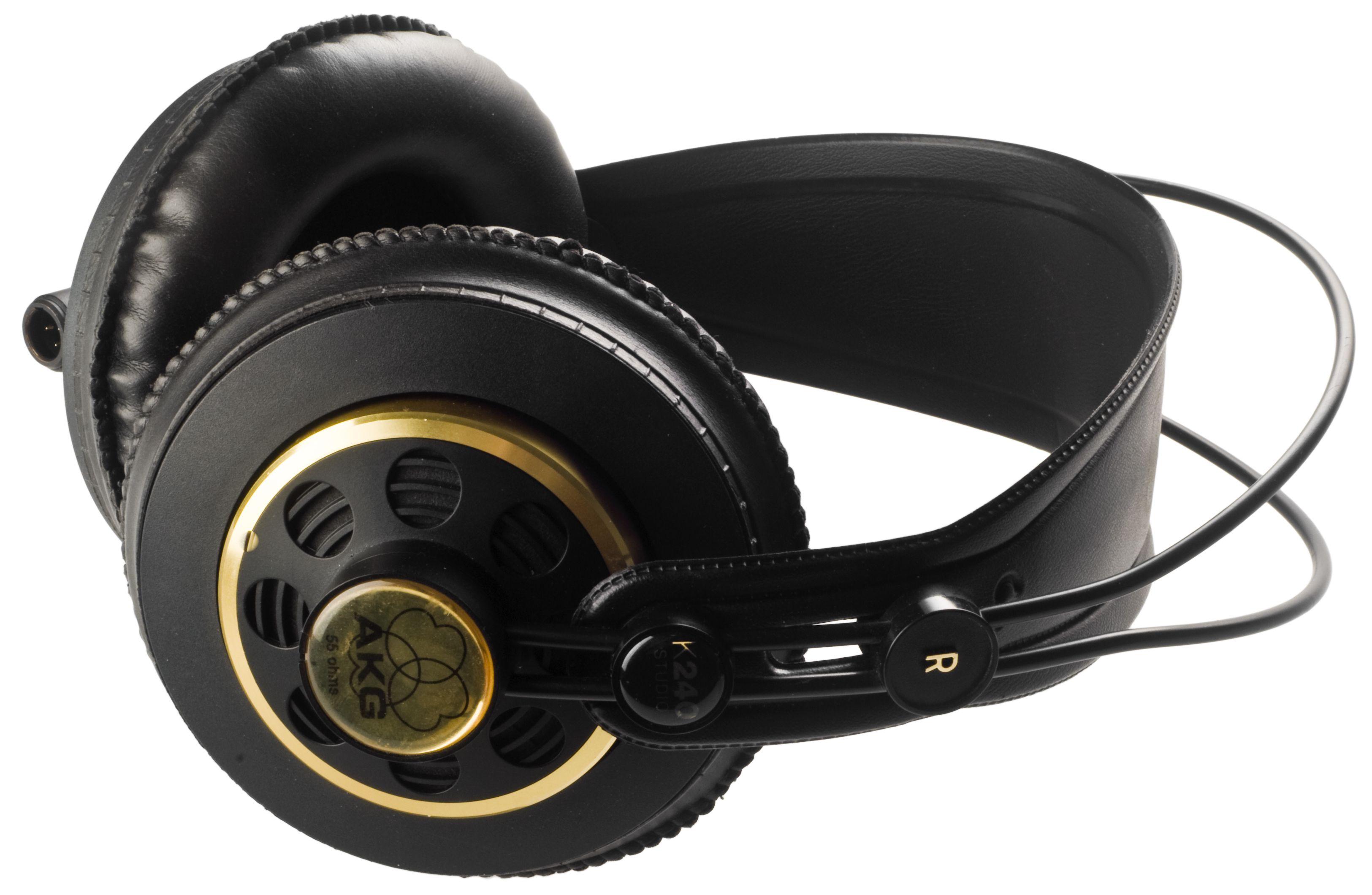 AKG K420 Headphones AKG K-240