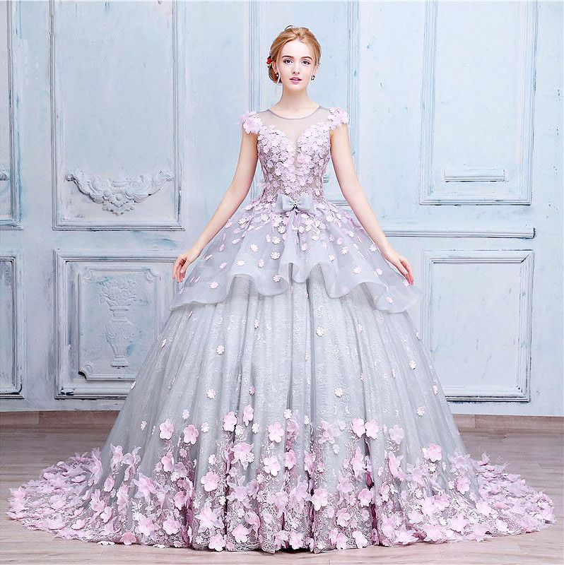 "Real Fairytale Weddings: Inkxlenses: ""A Real Fairy Princess (Serene Hill) """