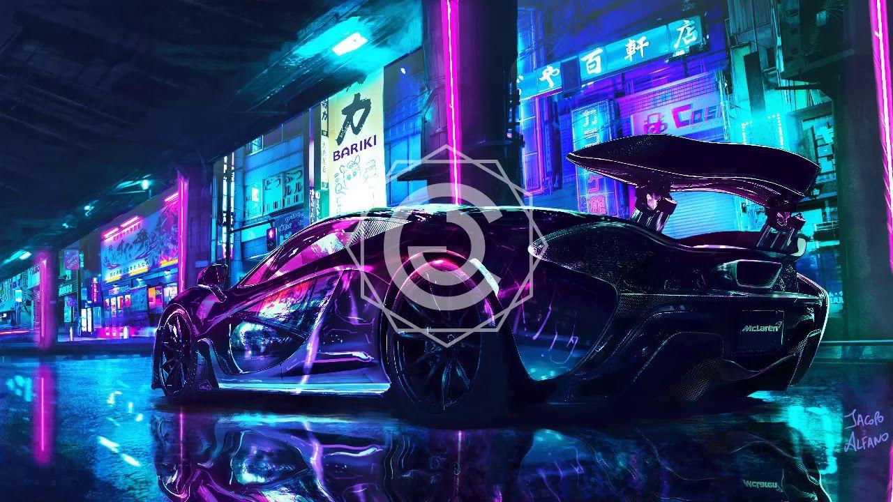 Youtube Anime Tapete Cyberpunk Superauto