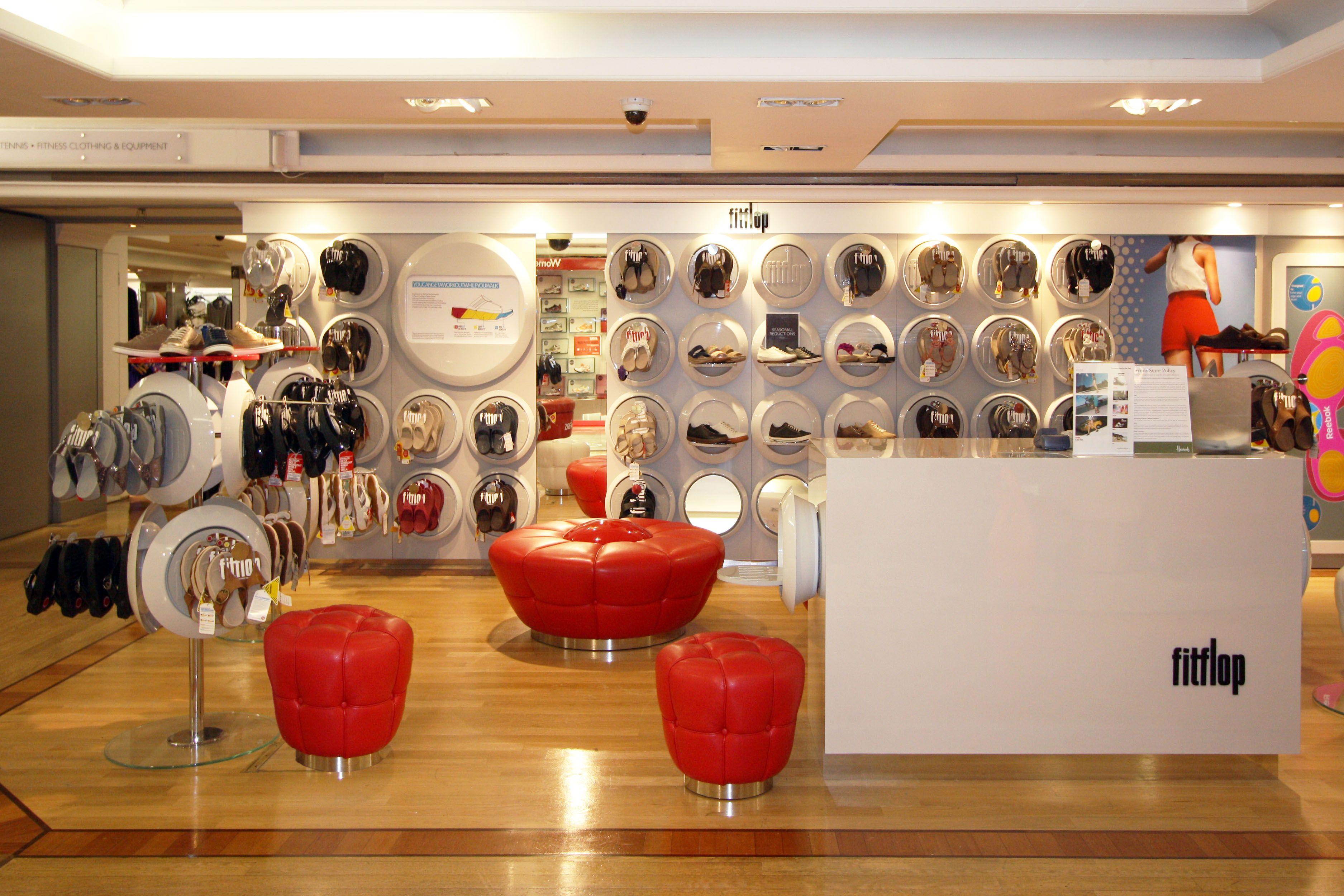 b541157c1abe FitFlop shop-in-shop as seen in Harrods