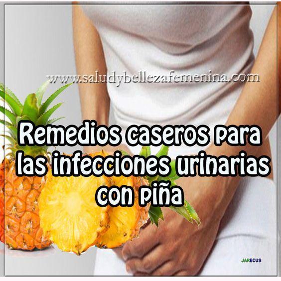 Remedios Caseros Para Las Infecciones Urinarias How To Stay Healthy Health Health Fitness