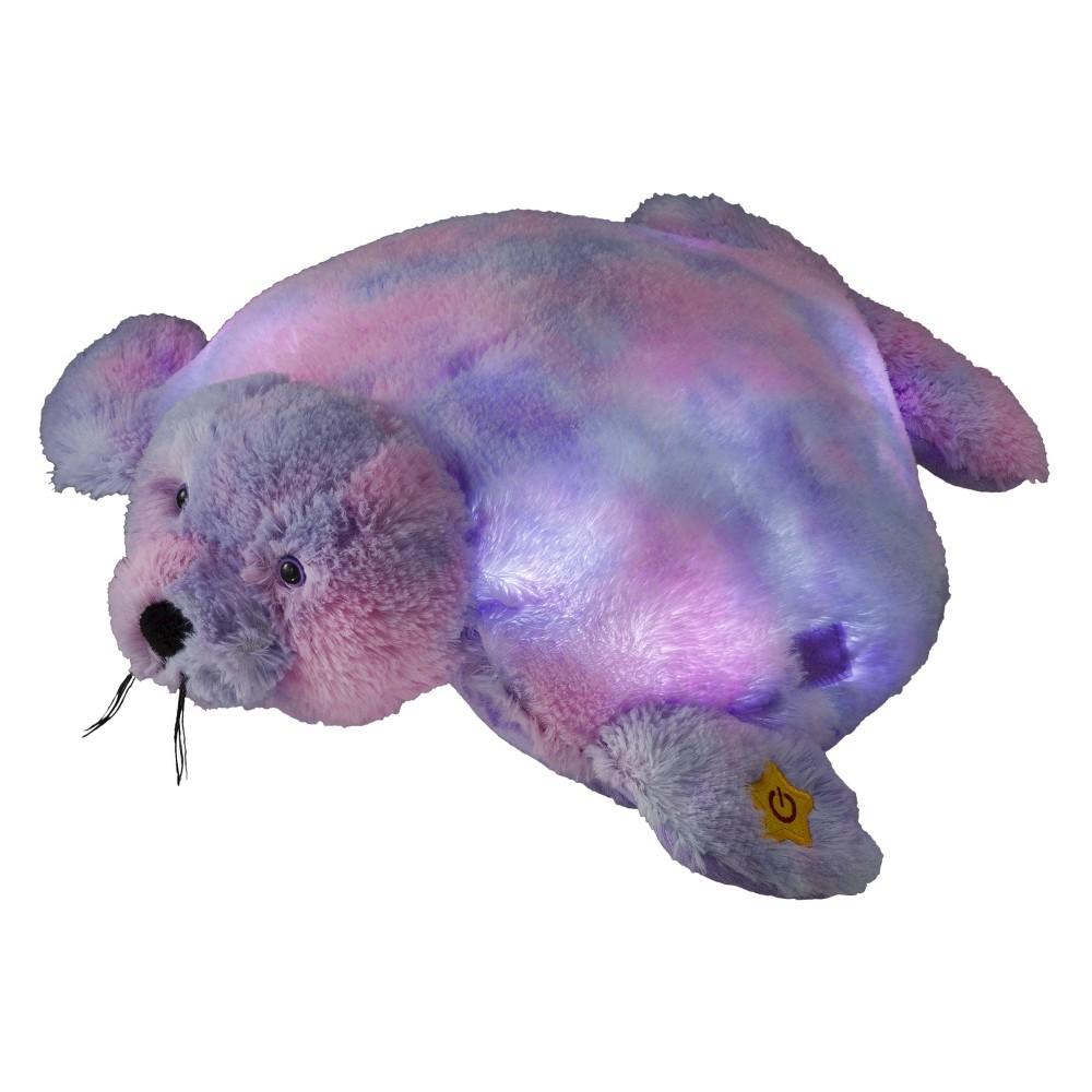 Pillow Pets Glow Pets Seal Animal Pillows Pets Dog Pillow