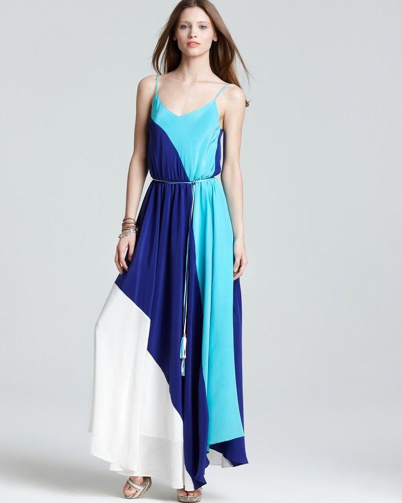 Bold color blocked dresses fashion pinterest block dress bold