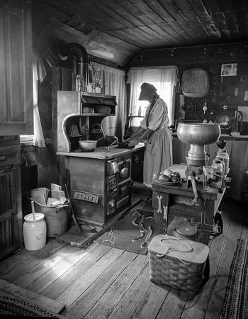 Best Photos From 1800 S To 1930 S Vintage Kitchen Old 400 x 300