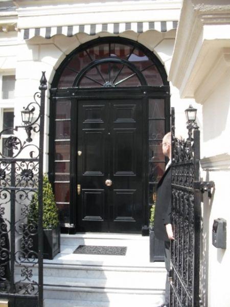 The Embassy Georgian Style 6 Panel Door Georgian Door 1382